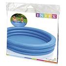 """Детский надувной бассейн """"Кристал"""" Intex 160л   , фото 3"""