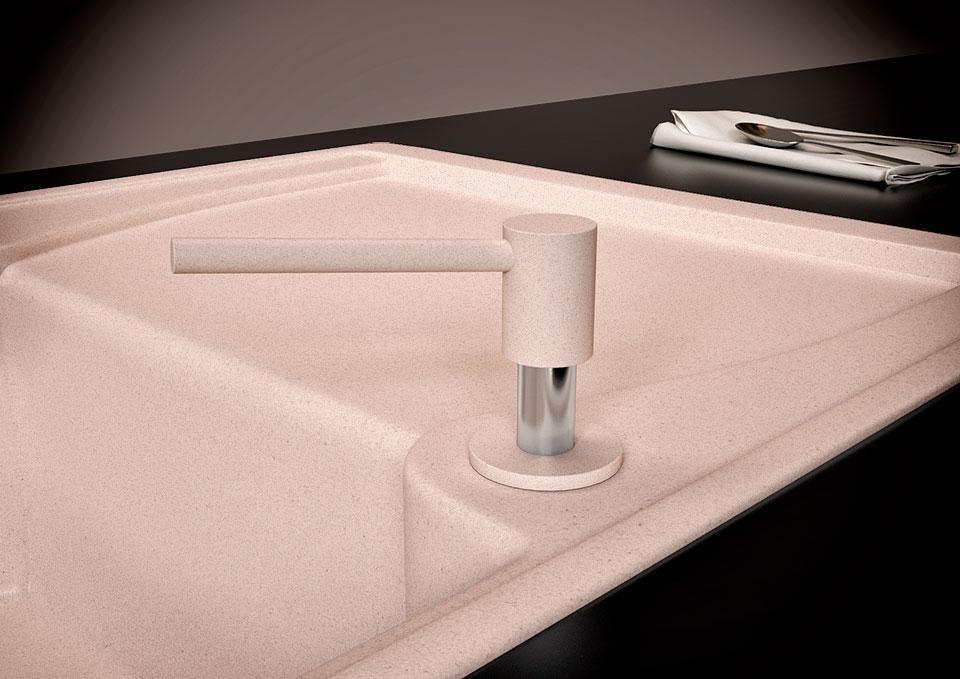 Дозатор для кухонного миття Kaher RV 10 авена