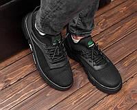 Летние мужские кроссовки Lacoste (лакост, реплика), фото 1