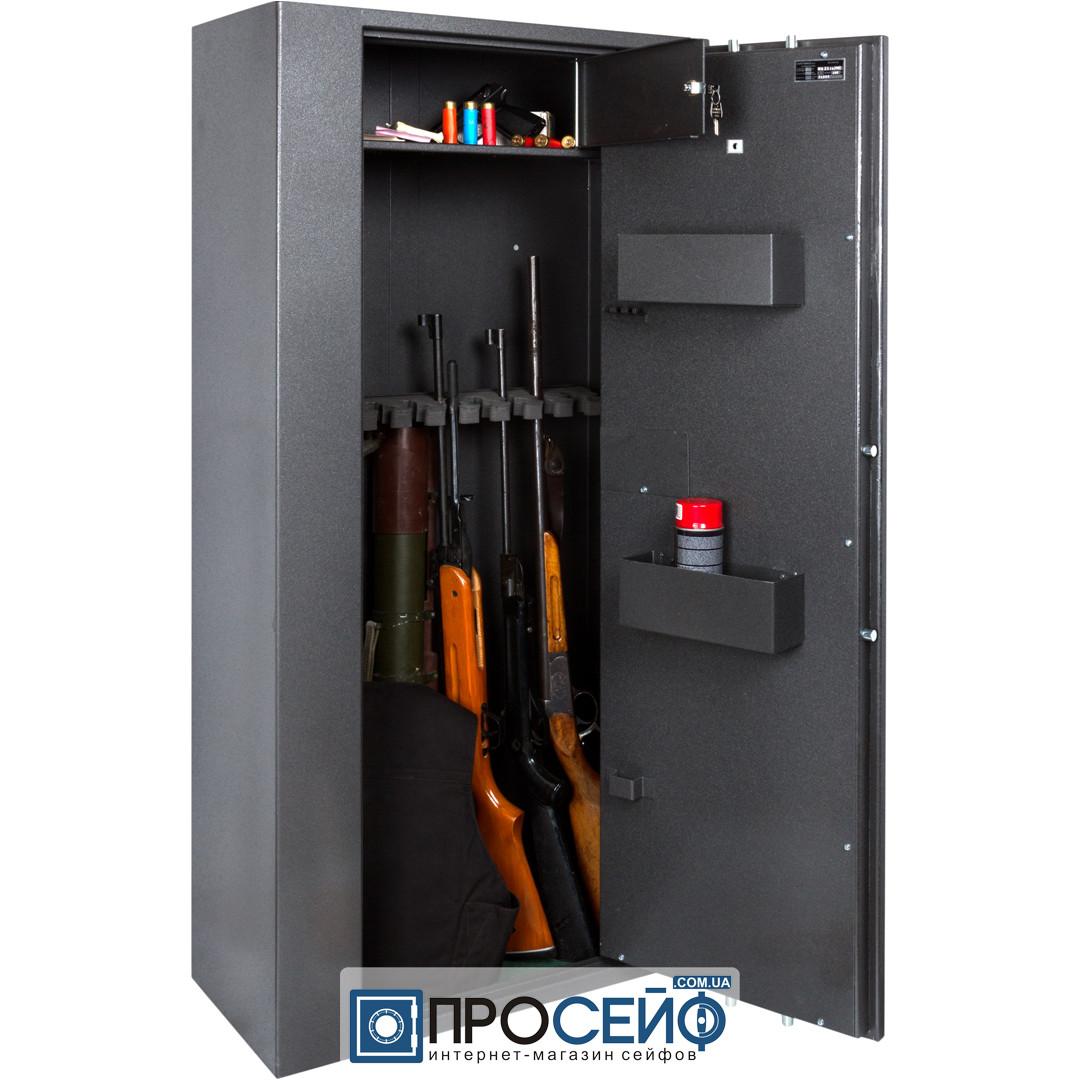 Збройовий сейф Safetronics MAXI 10PME