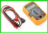 Мультиметр (тестер) 830ln цифровой с подсветкой и батарейка +Качество++