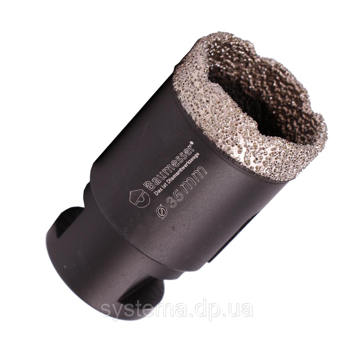 Алмазне свердло DDR-V 35x30xM14 Keramik Pro