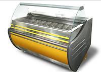 Витрина для мороженого Теннесси 1.6 ВХН(Д) Технохолод (холодильная, напольная)