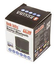 SALE! MP3 Bluetooth колонка RFR201 с подсветкой!Акция, фото 3