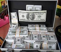 Валюта игровая Доллары в кейсе 500000,0