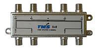 Делитель абонентский Split Sx8 TMS (восемь равноценных выходов)