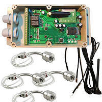 WF-902 GSM устройство для контроля и мониторинга уровня жидкости с системой сигнализации