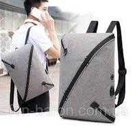 SALE! Рюкзак Uno bag серый, фото 1