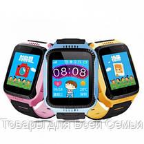 SALE! Детские смарт часы Smart Watch Q529 (BLUE, PINK, BLACK), фото 2