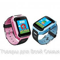 SALE! Детские смарт часы Smart Watch Q529 (BLUE, PINK, BLACK), фото 3