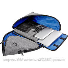SALE! Рюкзак Uno bag серый, фото 3