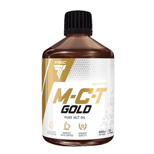 Trec Nutrition MCT Gold Oil 400 ml