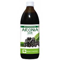 Сок из черноплодной рябины 100% ( аронии ) 500 мл, Altermedica
