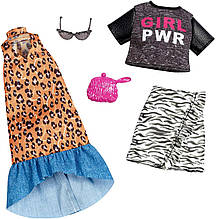 Одежда для кукол Барби Barbie Clothes 2 Outfits for Barbie