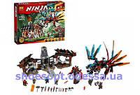 Конструктор Bela Ninja Ниндзя Кузница дракона: 1173 деталей