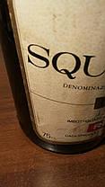 Вино 1973 года Squinzano Италия, фото 3