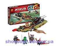 Конструктор Ninja Ниндзя Тень судьбы: 378 деталей, 3 фигурки