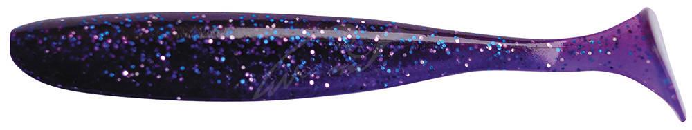 "Силикон Keitech Easy Shiner 3.5"" ц:ea#04 violet, фото 2"