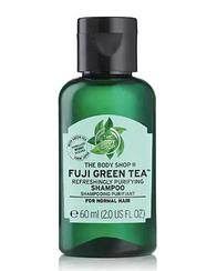 Шампунь The Body Shop - Fuji Green Tea, 60 мл