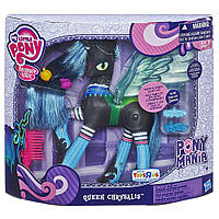 Королева Кризалис Май литл пони  My Little Pony Ponymania Queen Chrysalis Figure