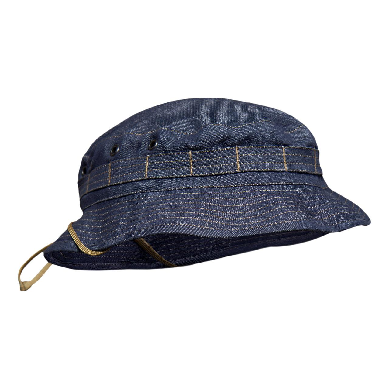 """Панама военная полевая P1G-Tac® """"MBH"""" (Military Boonie Hat) - Denim"""