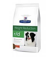 Hills prescription diet canine R/D - 1,5 кг