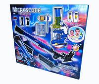 Детский набор 2 в 1 Телескоп и Микроскоп MHZ CQ 031 (003015)