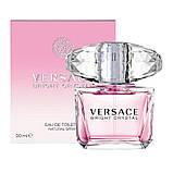 Versace Bright Crystal Жіноча туалетна вода 90 ml (Версаче Брайт Крістал) Versace Парфум Версаче Кристал, фото 4