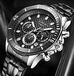 Lige Мужские часы Lige Petros, фото 5