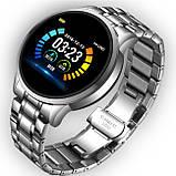 Lige Розумні годинник Smart Lige Omega Silver, фото 2