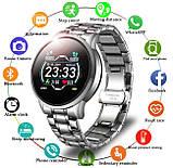Lige Розумні годинник Smart Lige Omega Silver, фото 4
