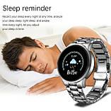 Lige Розумні годинник Smart Lige Omega Silver, фото 7