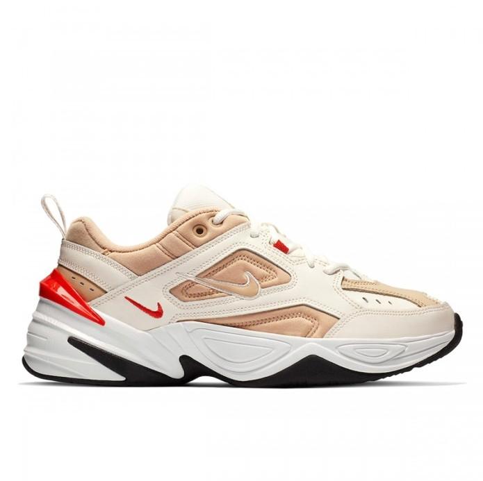 Кроссовки женские Nike Air Monarch M2K Tekno Desert Ore Бежевые