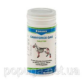 Витамины для собак крупных пород Canina «Canhydrox GAG» 60 таблеток, 100 г (для суставов)