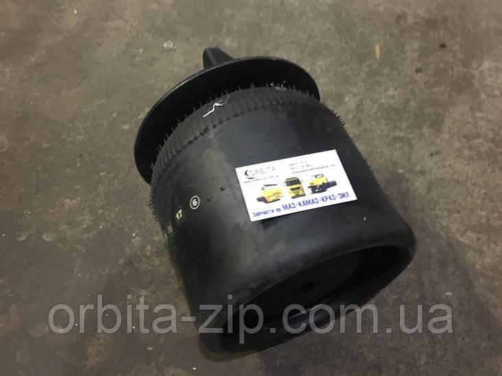 6430-2934014 Пневморессора подвески МАЗ ЕВРО со стаканом в сборе (4-х балонная подвеска) (пр-во МАЗ)