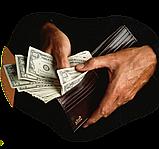 Мужские кошельки для денег и статуса