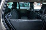 Чехол на заднее сиденье автомобиля для собак ( Догерс ) автогамак автомобильный чехол для собак, фото 2