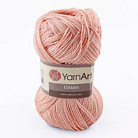 Пряжа Etamin (этамин)30гр - 180м (456 Персиковый)YarnArt, 100% акрил, Турция