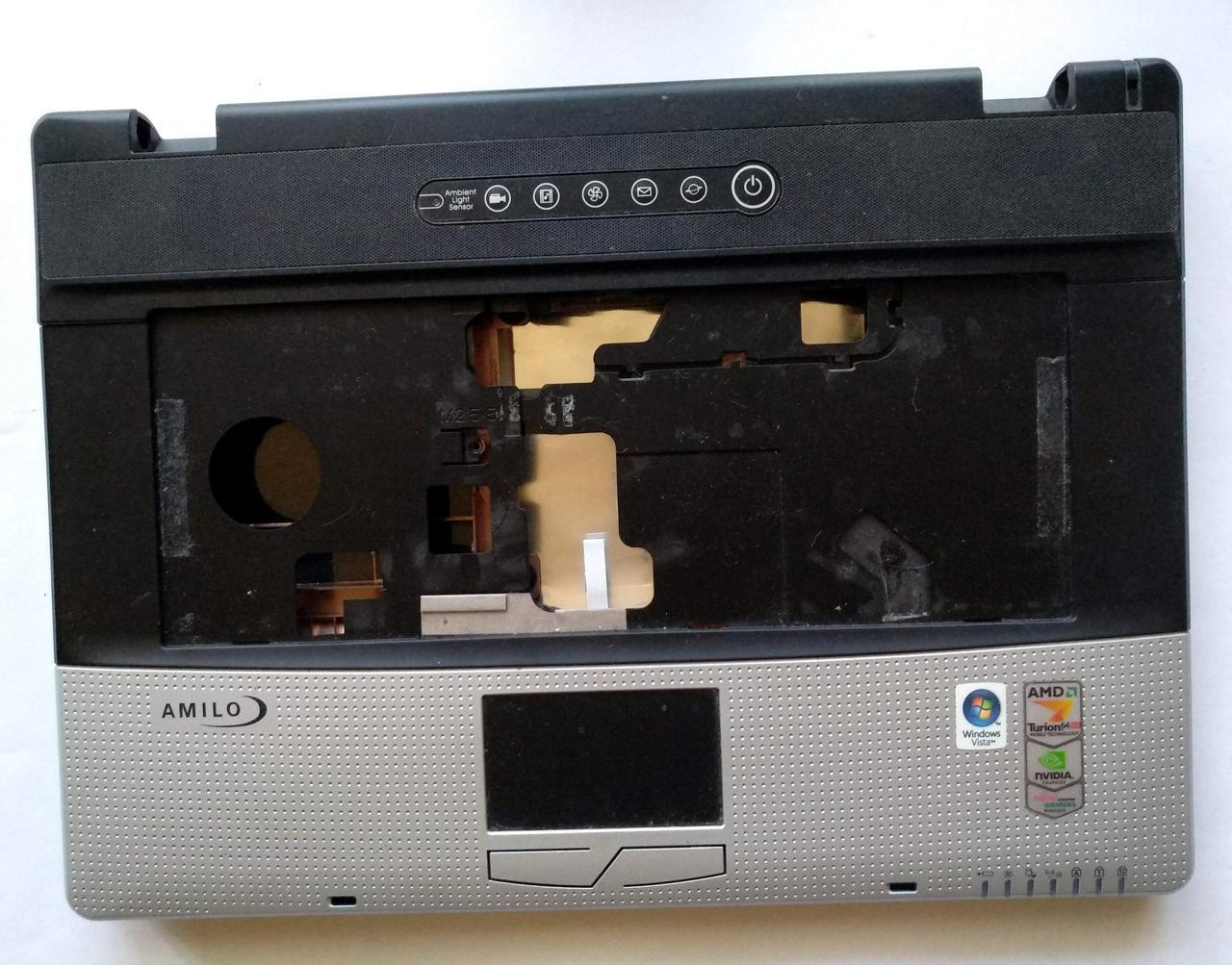 429 Корпус Fujitsu-Siemens Pa2548 - две половины нижней части + тачпад