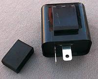 Реле поворотов   Delta, Alpha   (2 контакта, звуковой сигнал) .