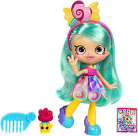 Shopkins Shoppie S10 Кукла Лолита Попс Шопстайл 56932 Lolita Pops Doll Lil Secrets Single Pack, фото 1