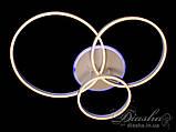 Люстры светодиодные Diasha A3006/3WH LED 3color dimmer, фото 3