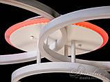 Люстры светодиодные Diasha A3006/3WH LED 3color dimmer, фото 5