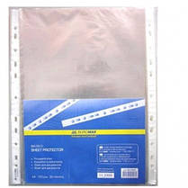 Файл BUROMAX А4 + 3800 (100шт) 30 мкм (1/30)