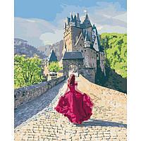 Набір для розпису по номерах Таємниця замку КНО4622