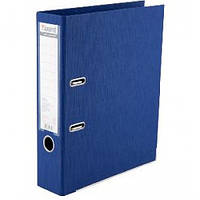 Папка регистратор А4 AXENT 1722-02С двусторонний 7 5см. Синяя Prestige + (1)