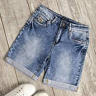 Женские джинсовые шорты. Жіночі джинсові шорти. Бріджи котонові для жінок. Бриджи коттоновые для женщин.Синие.