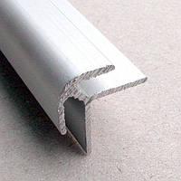 Внутренний алюминиевый угол 4 мм
