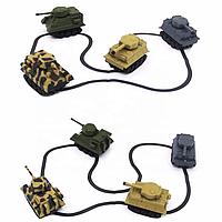 Индуктивный игрушечный автомобиль Inductive truck,индуктивнаяразвивающаямашинка танк