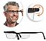 Очки лупа с регулировкой линз увеличительные Dial Vision, фото 2